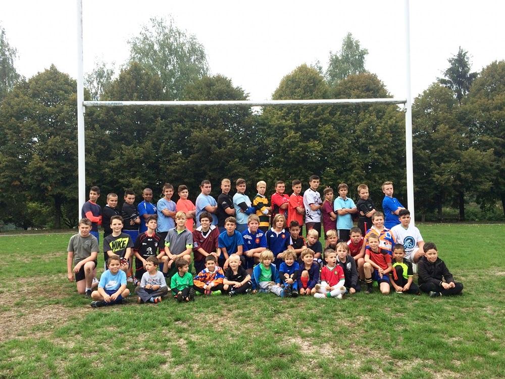 USBL école de rugby